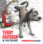 Terry Davidson & the Gears - Damnation Blues